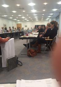 Xenophon Mitgliederversammlung 2016