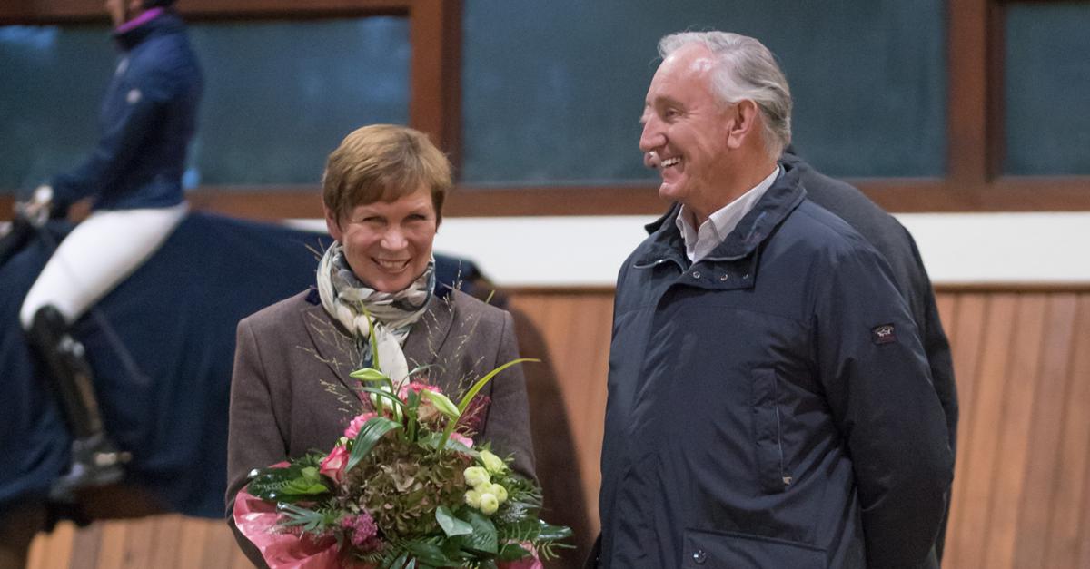 St. Georg 08/2018: Judith Balkenhol zum 70. Geburtstag