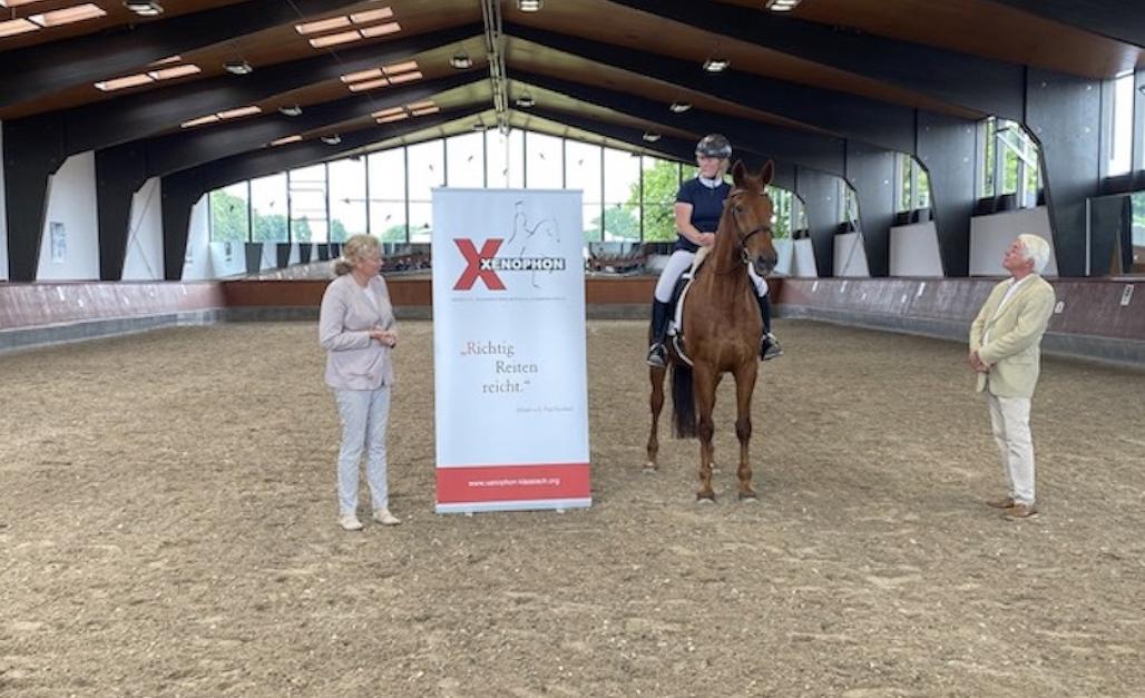 Die Übung schult das Pferd:  7. Hessisches XENOPHON-Seminar mit Martin Plewa